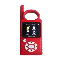Handy Baby Hand-held Car Key Copy Auto Key Programmer for 4D/46/48 Chips Russian Language Version