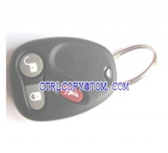Cadillac  3 Button remote_types1