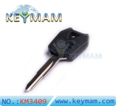 Kawasaki motorcycle key shell (black)