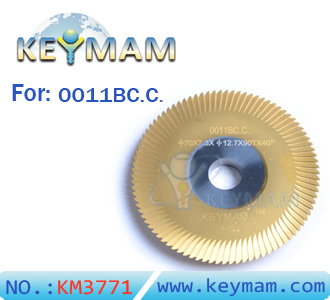 keymam 0011BC.C.angle milling cutter