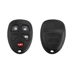New Remote Shell 4 Button for Buick 5pcs/lot